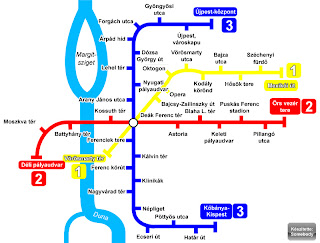 Public transportation in Budapest