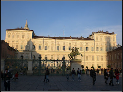 Turin - The house of the King
