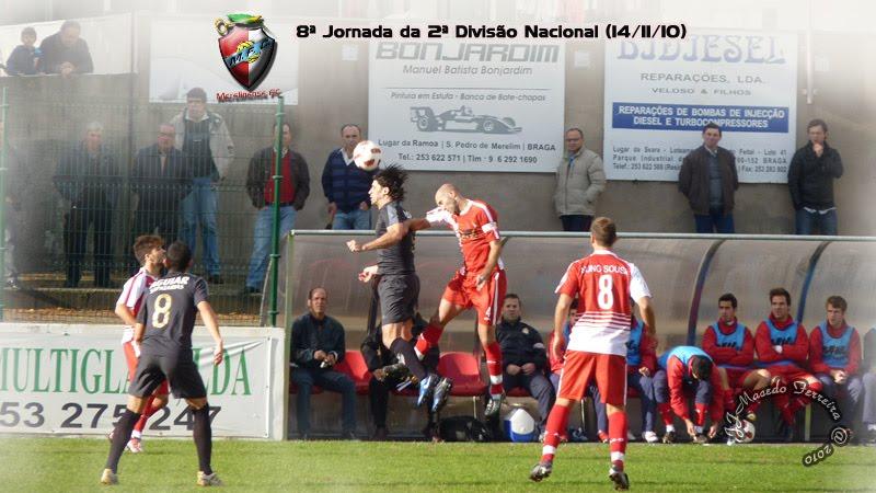 Resultado Final (Merelinense 0-1 Oliveirense) Cabecada