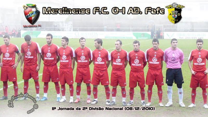 Merelinense 0-1 Fafe (11ª Jornada) MereFafe1