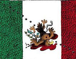 Mexico masacrado