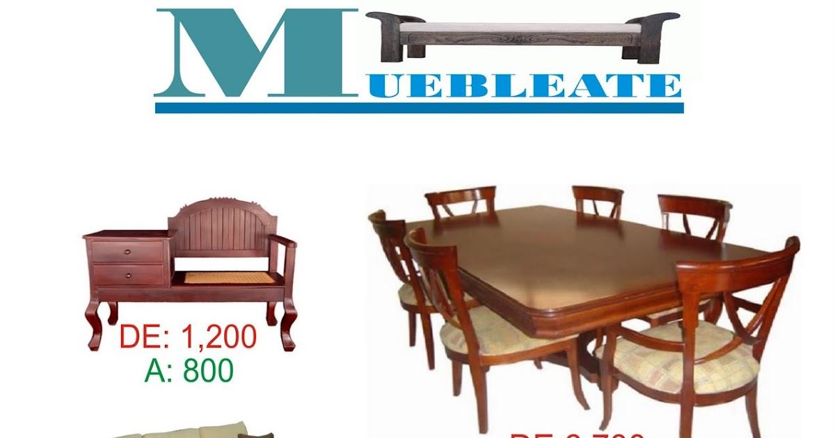 Trabajos de yoli folleto de muebles for Muebles llamazares la cabrera