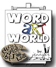 Word Art World by Jennifer