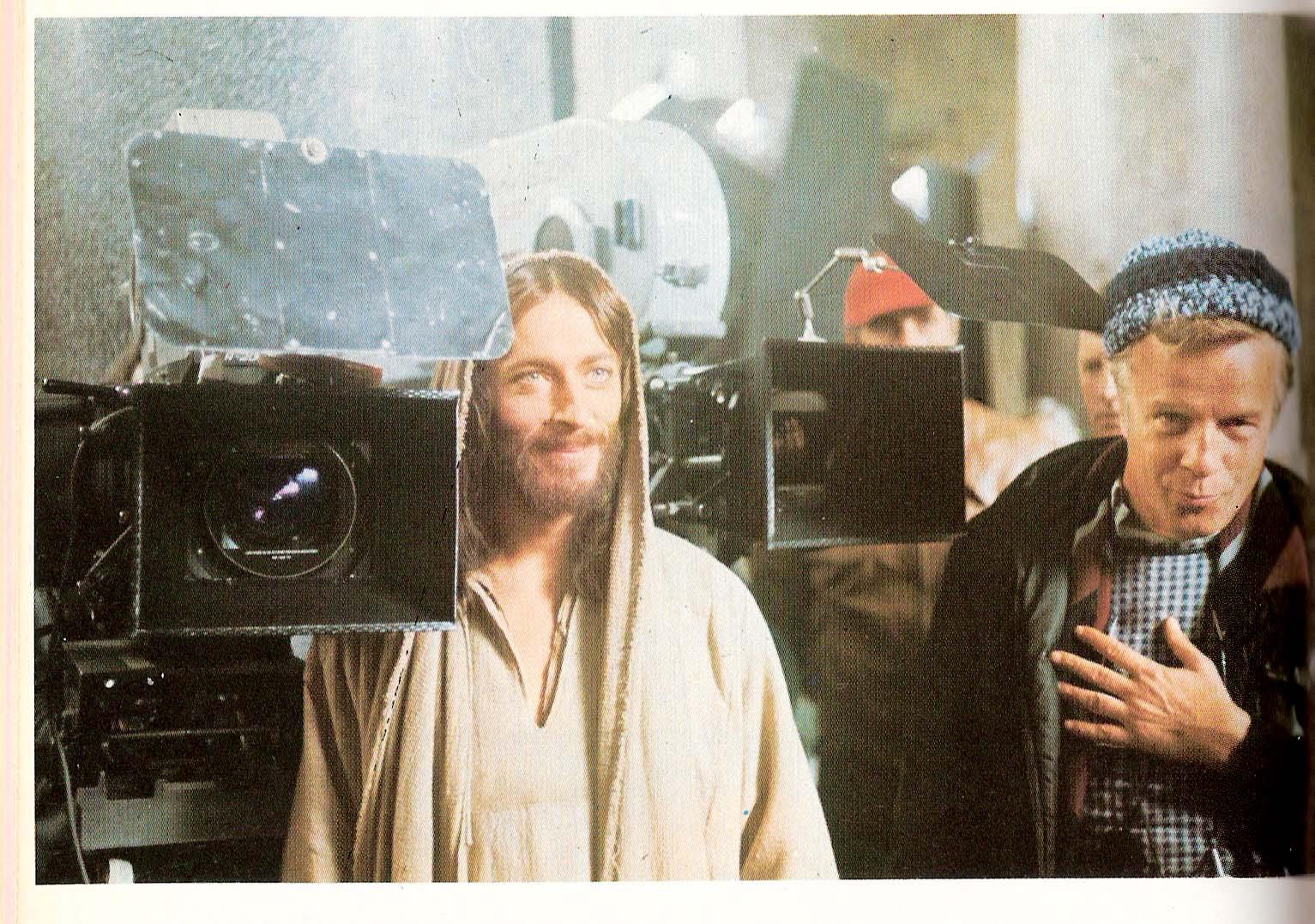 Jesus of Nazareth Behind the Scenes