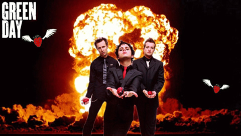 wallpaper green day. Green Day Wallpapers