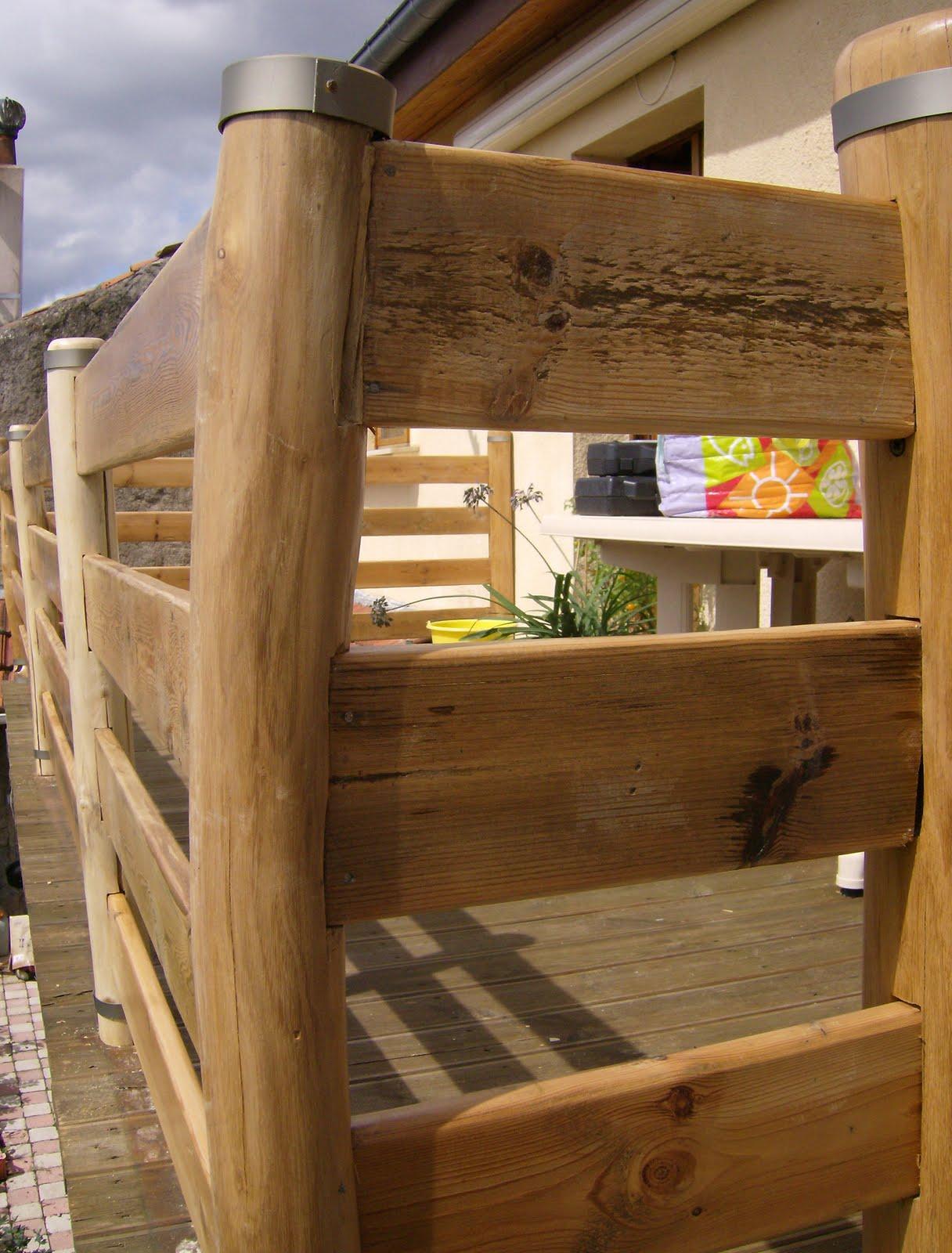 andr hieulle rambarde de terrasse. Black Bedroom Furniture Sets. Home Design Ideas