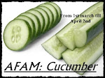 AFAM: Cucumber