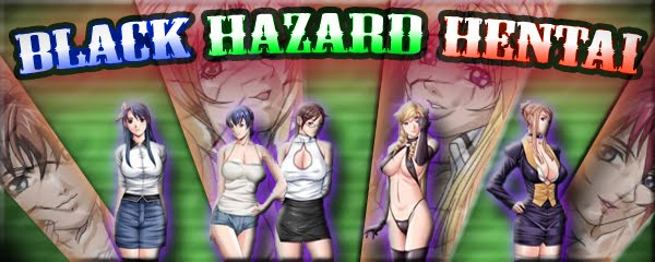 Black Hazard Hentai