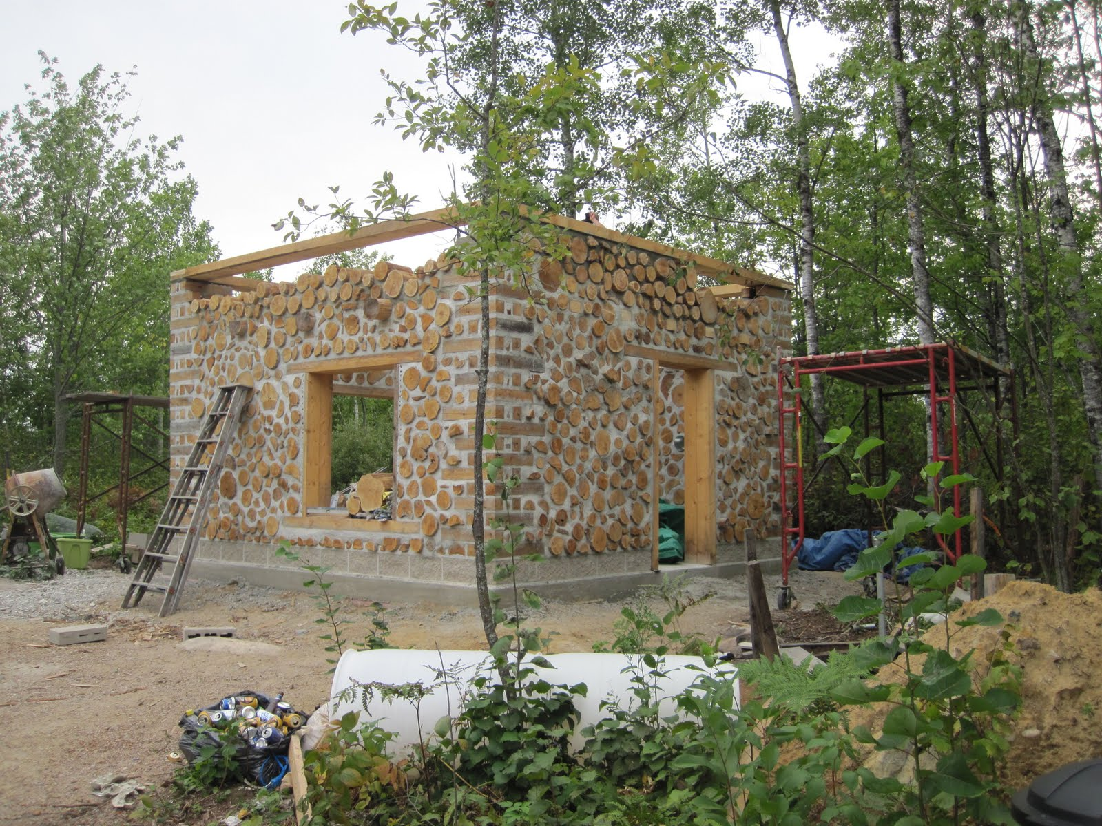 CORDWOOD HOUSE PLANS   Over House PlansDream Green Homes  Timber Frame Plans