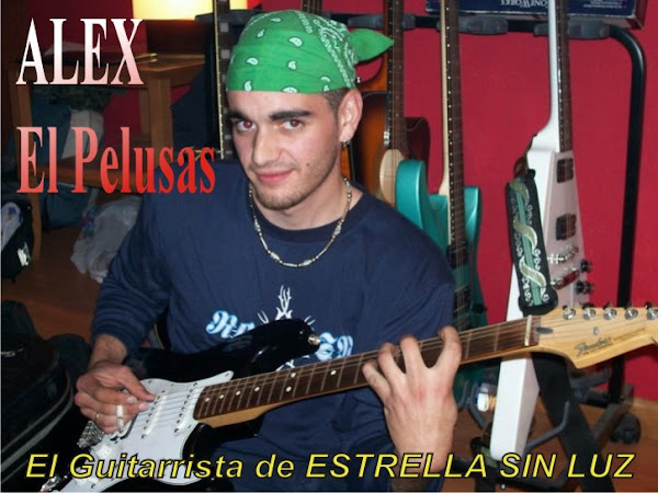 "ALEX P. M.""EL PELUSAS"" WEB OFICIAL"