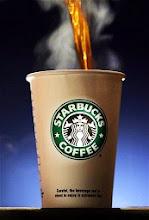 UN CAFÉ....EN EL STARBUCKS