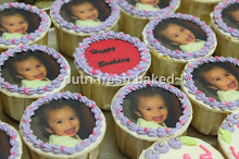 Cake@Cupcake with Edible Image