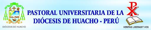 PASTORAL UNIVERSITARIA DE LA DIÓCESIS DE HUACHO, PERÚ