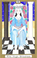 II The High Priestess