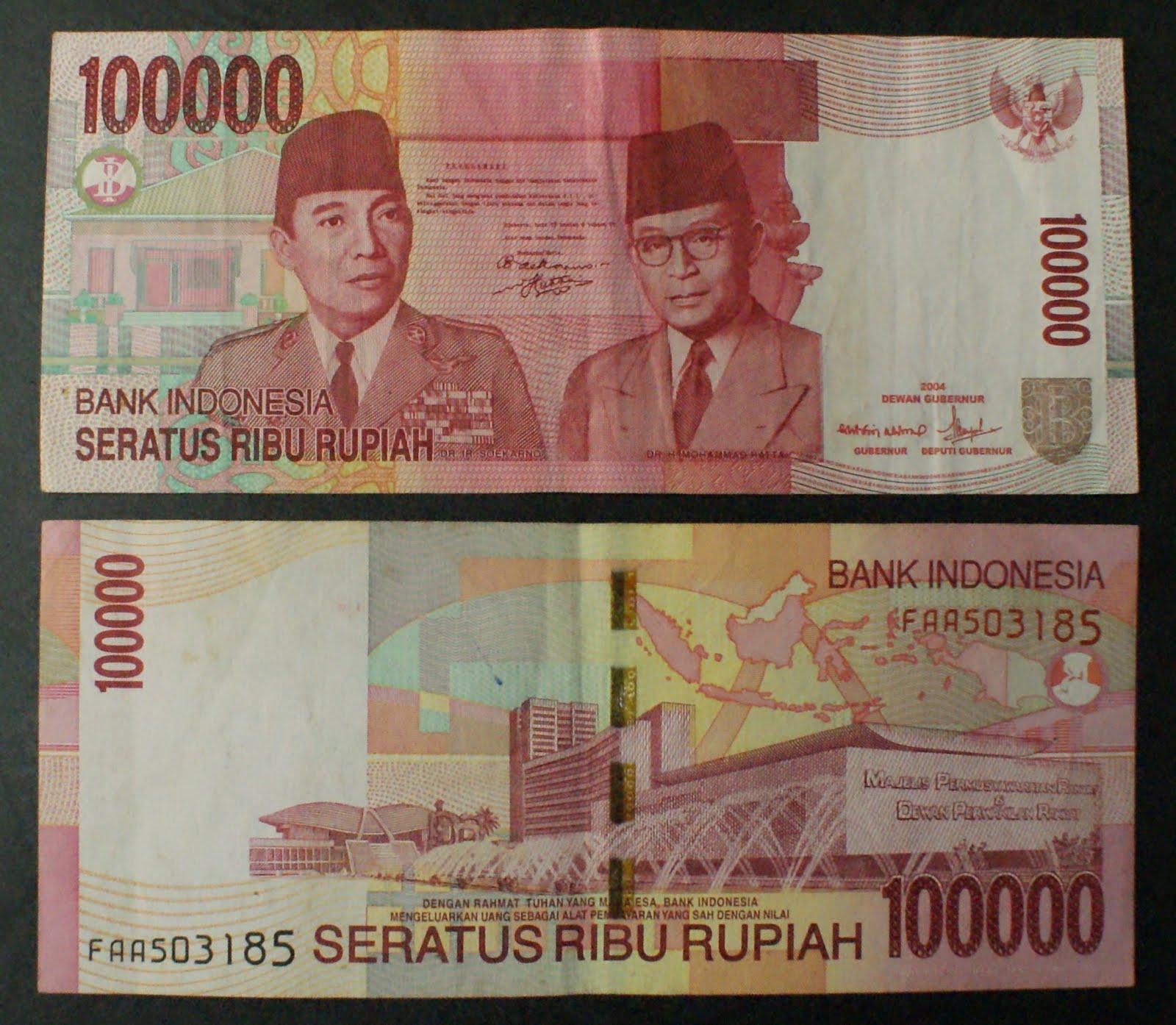50000 Rupiah Rm