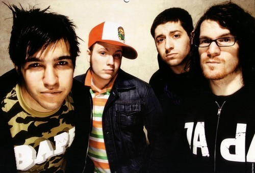 Fall Out Boy - Young Volcanoes Lyrics