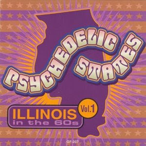 Psychedelic States - Illinois In The 60s Vol. 1