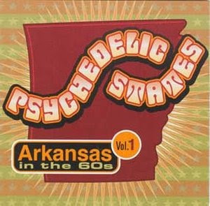 Psychedelic States - Arkansas In The 60s Vol. 1