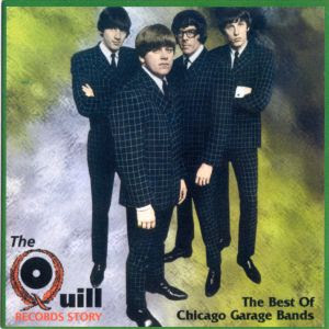The Quill Records Story - The Best of Chicago Garage Bands
