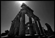 Monument of Afea Athina/ Egina Island