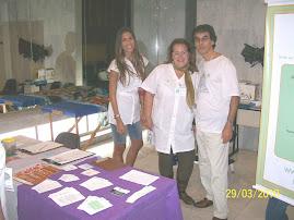 FOTO DO 5º ENCONTRO ESTADUAL DE TERAPEUTAS E PROFISSIONAIS HOLÍSTICOS-REIKI-QUICK MASSAGE, NUTRIÇÃO