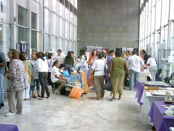5º ENCONTRO ESTADUAL DE TERAPEUTAS E PROFISSIONAIS HOLÍSTICOS