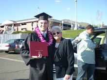 Kyle's Graduation - YAY!!