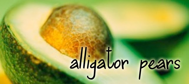 Alligator Pears