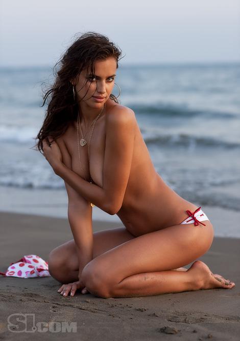 Nude photos of irina shayk