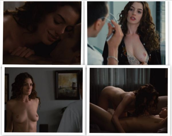 Anne Hathaway nude video. Download video: here