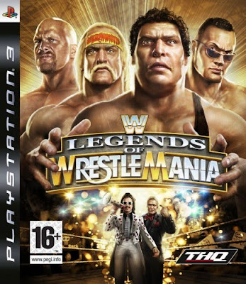 WWE%2BLegends%2Bof%2BWrestleMania%2BPS3 WWE Legends of WrestleMania PS3