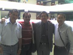maestristas de la UCV