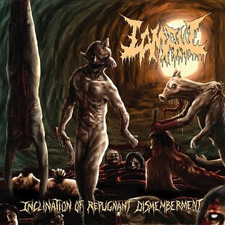 LAMAW - Inclination Of Repugnant Dismemberment (2010)