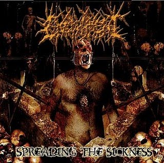 ENGORRIMENT - Spreading The Sickness (Ep 2010)