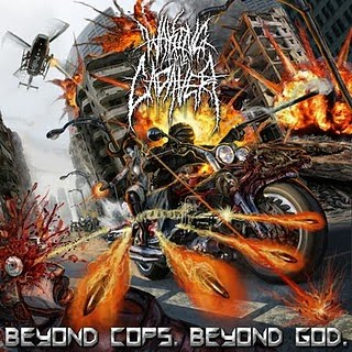 WAKING THE CADAVER - Beyond Cops. Beyond God (2010)