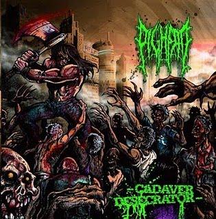PIGHEAD - Cadaver Desecrator (2010)