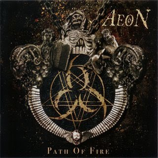 AEON - Path Of Fire (2010)