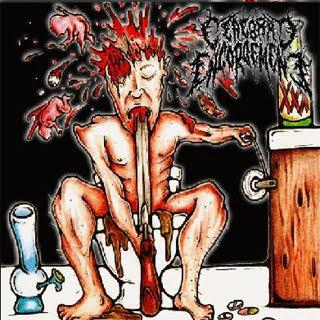 Cerebral Engorgement - Shot Bong Suicide (2010)