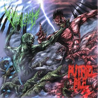 VIRAL LOAD and PUTRID PILE - Split (2010)