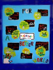 For a better world!