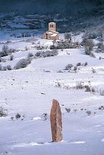 Menhir el Peñuco (Las Henestrosas)