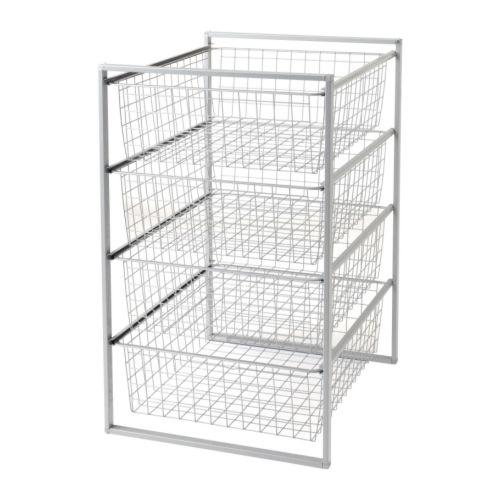 Sos selling our stuff ikea antonius storage for Ikea basket drawers