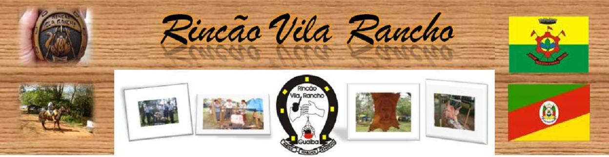 RINCÃO VILA RANCHO