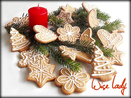 Hungarian Cook: Gingerbread - Traditional Hungarian Christmas ...