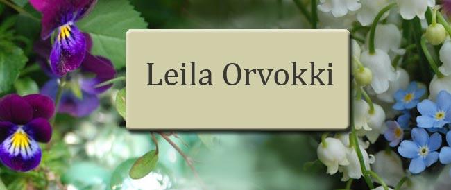 Leila Orvokki