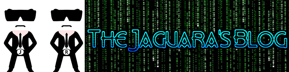 THE JAGUARA'S BLOG