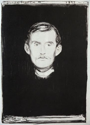 Personality ... MBTI Enneagram Edvard Munch ... loading picture