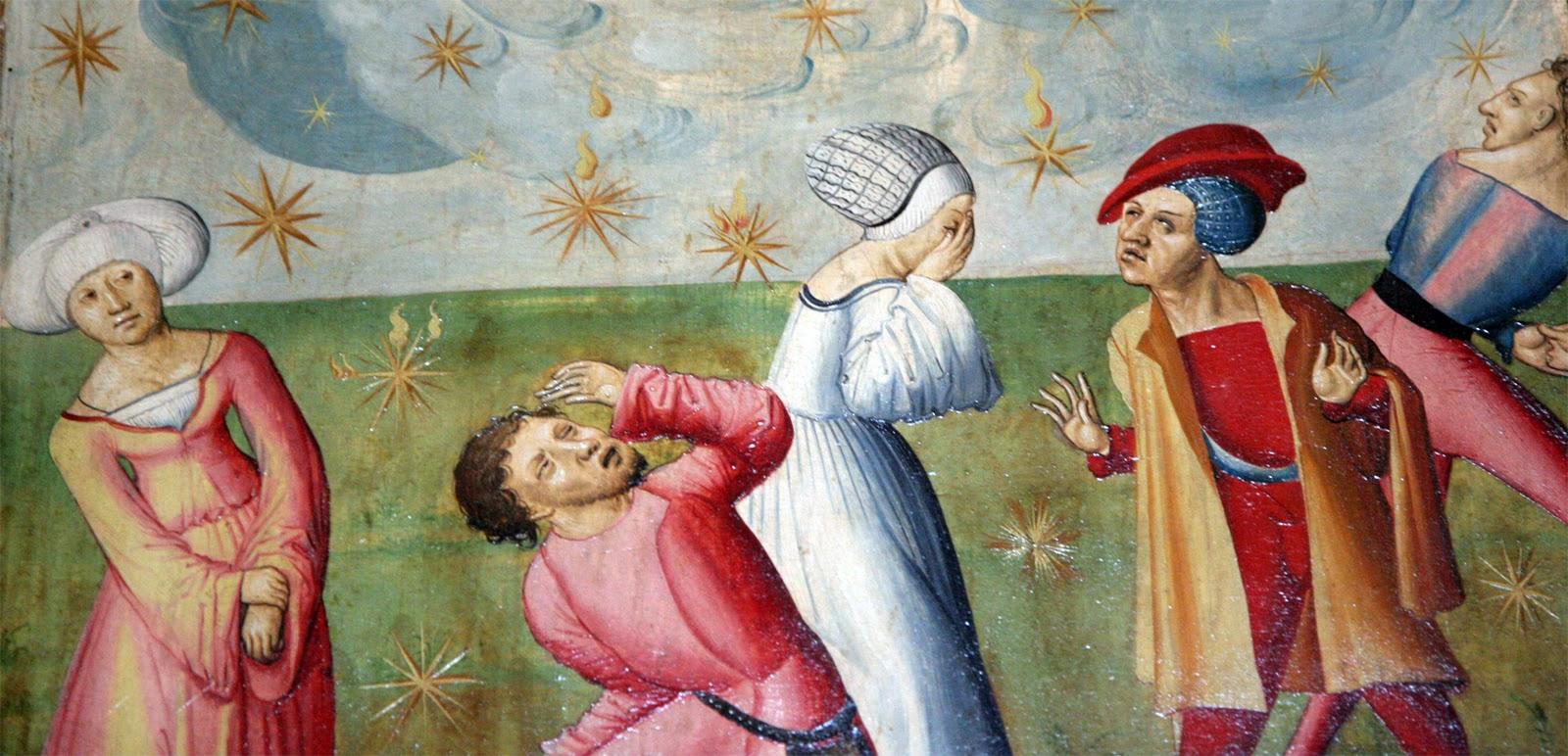 Incroyable Les Etoiles Tombent Du Ciel #6: J-3 : Les Etoiles Tombent Du Ciel Et Les Bêtes Sont Sans Manger
