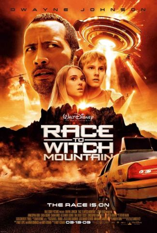 حصرياً: فيلم المغامره والآثاره Race.To.Witch.Mountain.2009