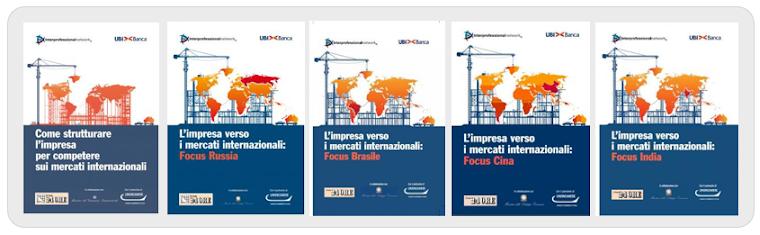 """Collana editoriale """"L'impresa verso i mercati internazionali"""""""